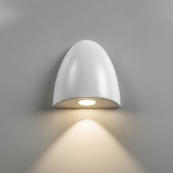 Astro Orpheus 1348002 White finish Recessed LED wall-light