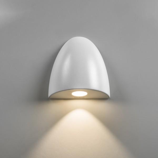 Astro Lighting Orpheus 1348002 White finish Recessed LED wall-light