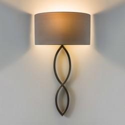 Astro Caserta 1349010 Bronze finish Interior Wall-light