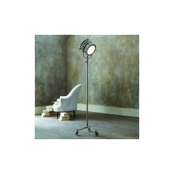 Culinary Concepts TS-66069 Rolling Spotlight Floor Lamp