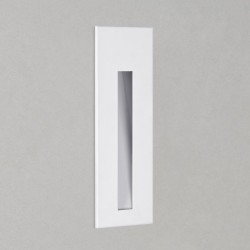 Astro Lighting Borgo 55 1212001 White Recessed LED Wall Light