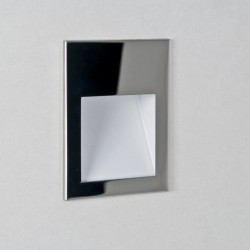 Astro Lighting Borgo 90 1212005 Polished Chrome Recessed LED Wall Light