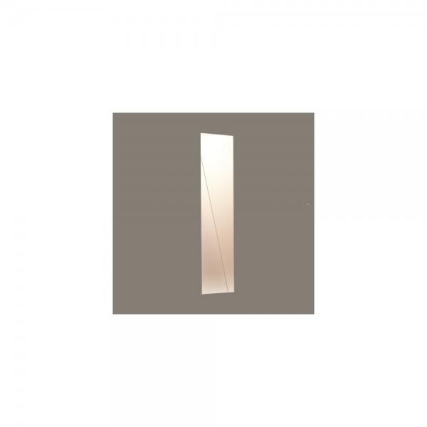 Astro Lighting Borgo 35 1212007 White Plastered-In LED Wall Light