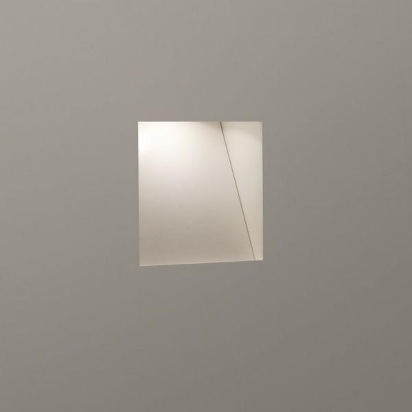 Astro Lighting Borgo Trimless 65 1212008 Plastered-In LED Wall Light