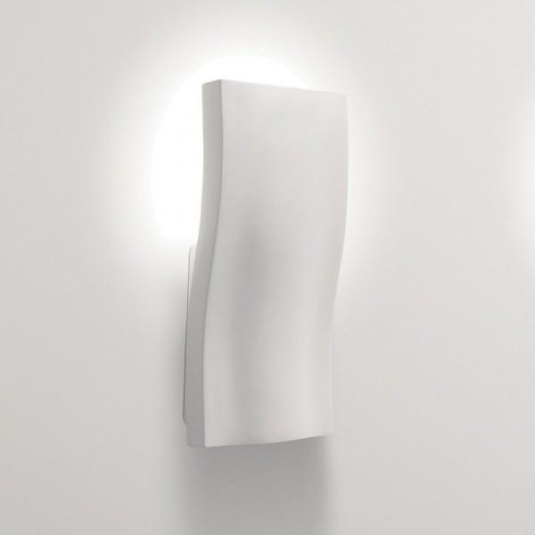 Astro Lighting S Light 1213001 Plaster Wall Light
