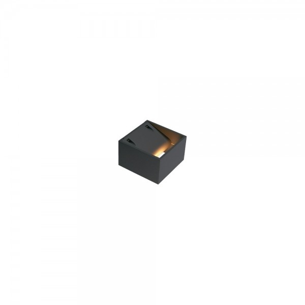 SLV 232105 Anthracite Logs Wall LED Warm White Outdoor Light