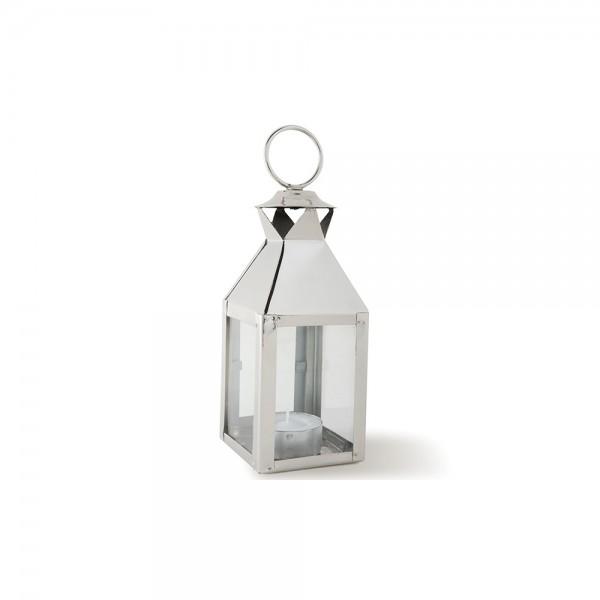Culinary Concepts CC-6022B Mini Square Tea Light Lantern
