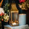 Culinary Concepts 5509BC-MINI Mini Burnished Copper Tonto Lantern