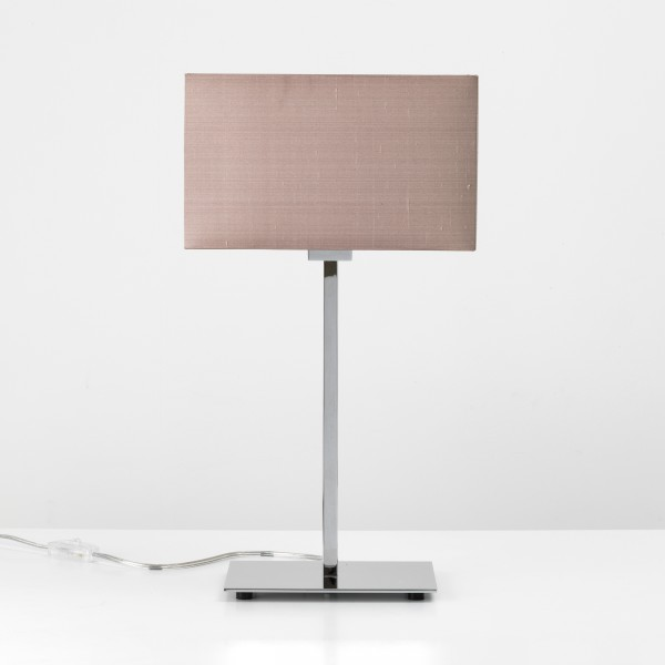 Astro 1080013 Park Lane Polished Nickel Table Lamp