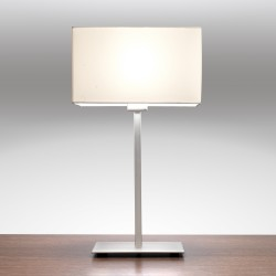 Astro Lighting 1080016 Park Lane Matt Nickel Table Lamp