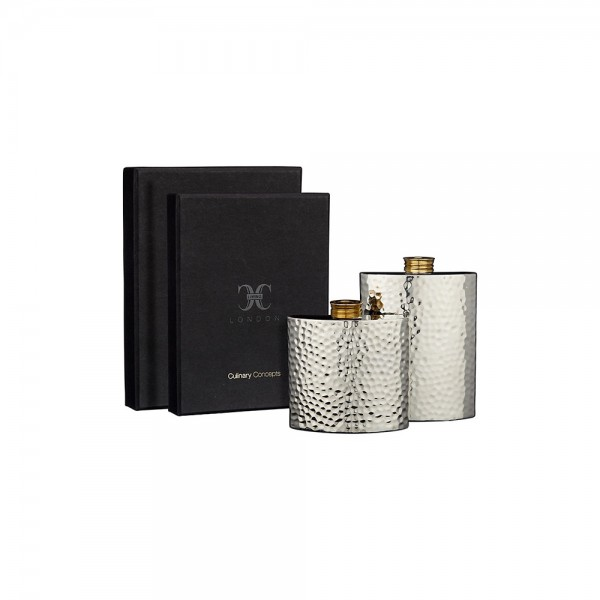 Culinary Concepts GN-HIPFLASK-L Large Hip Flask