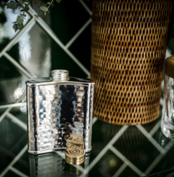 Culinary Concepts GN-HIPFLASK-S Small Hip Flask