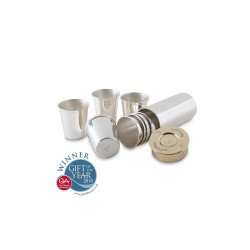 Culinary Concepts GN-CART-8SHOT Shot Cartridge & Eight Stirrup Cups