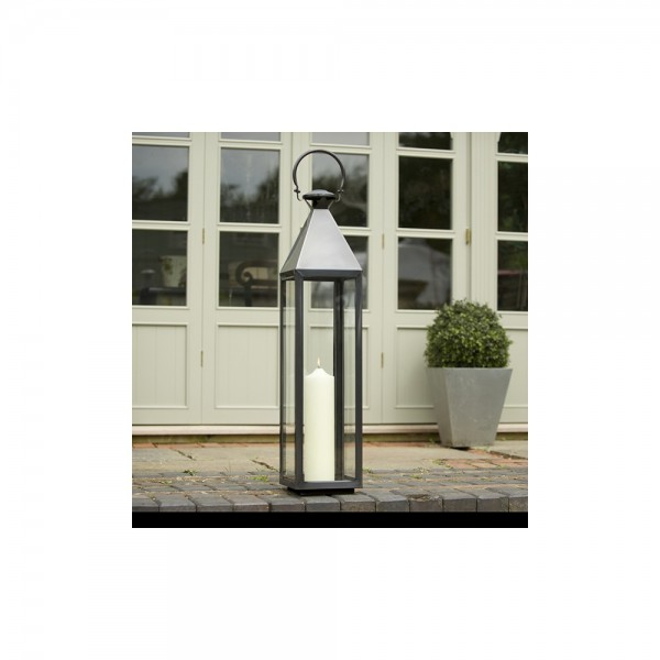 Culinary Concepts CH-101-L-BR Large Bronze Chelsea Lantern