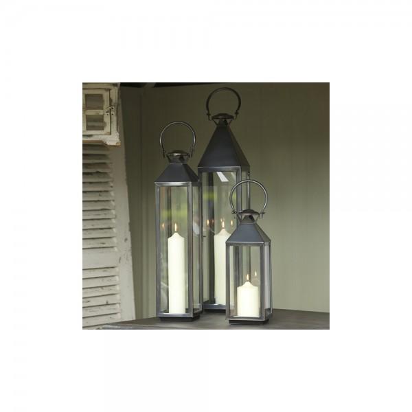 Culinary Concepts CH-101-S-BR Small Bronze Chelsea Lantern