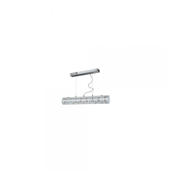 Searchlight 5478CC Borosi Chrome Cylinder Bar Pendant