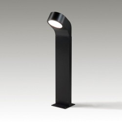 Astro Lighting 1131006 Soprano Painted Black Exterior Bollard Light