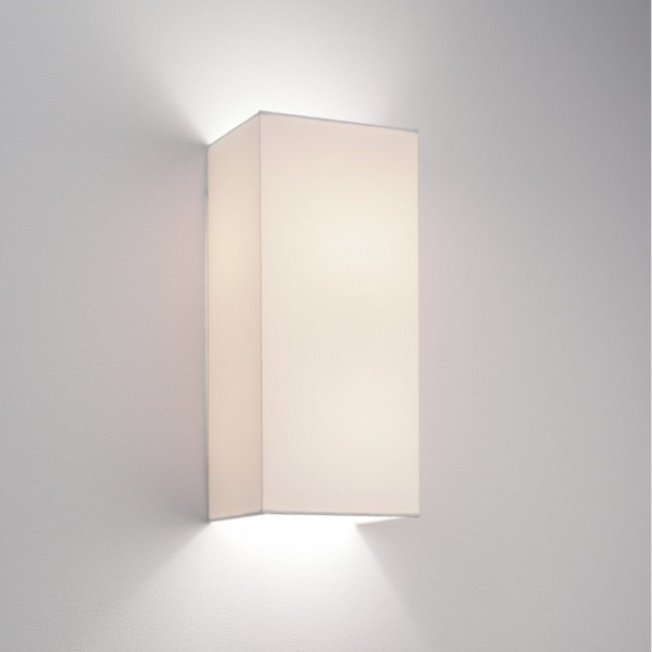 Astro Lighting 5024001 Chuo 380 White Fabric Rectangular Shade