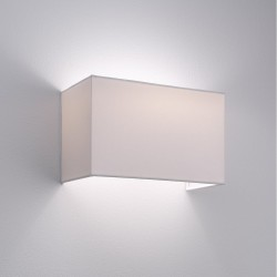 Astro Lighting 5024004 Chuo 190 White Rectangular Shade