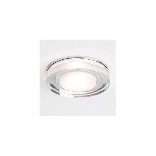 Astro Lighting 1229003 Vancouver Round 12v Glass Bathroom Downlight