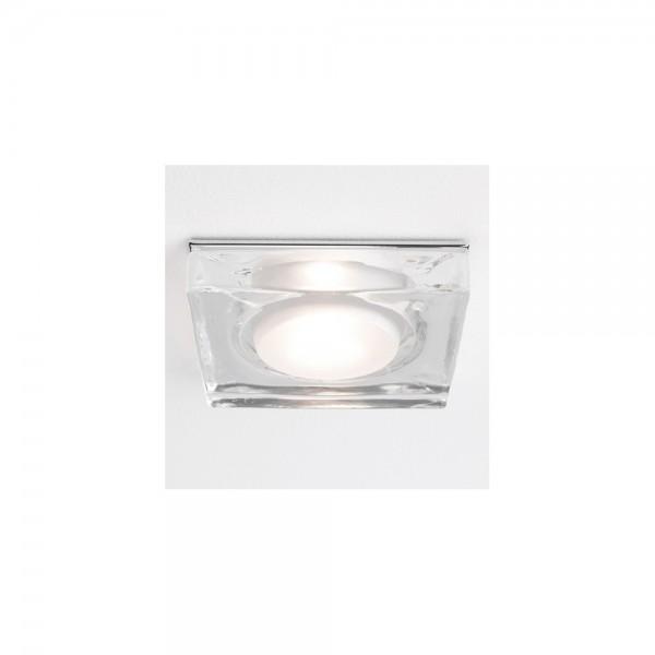 Astro Lighting 1229004 Vancouver Square 12v Glass Bathroom Downlight