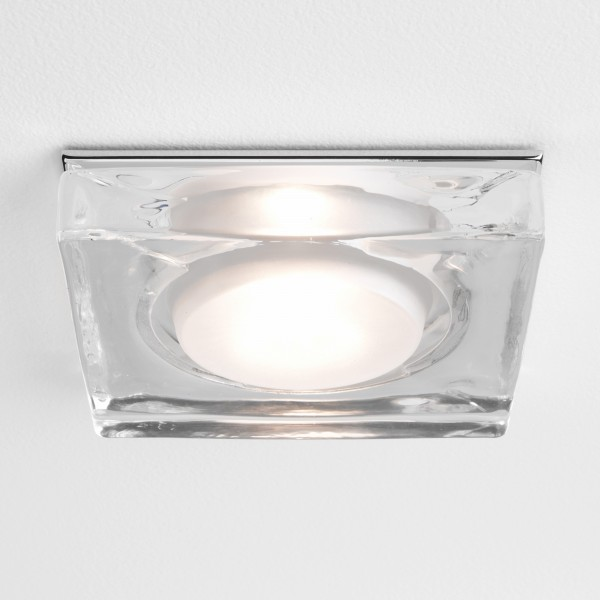 Astro Lighting 1229004 Vancouver 230v Glass Bathroom Downlight