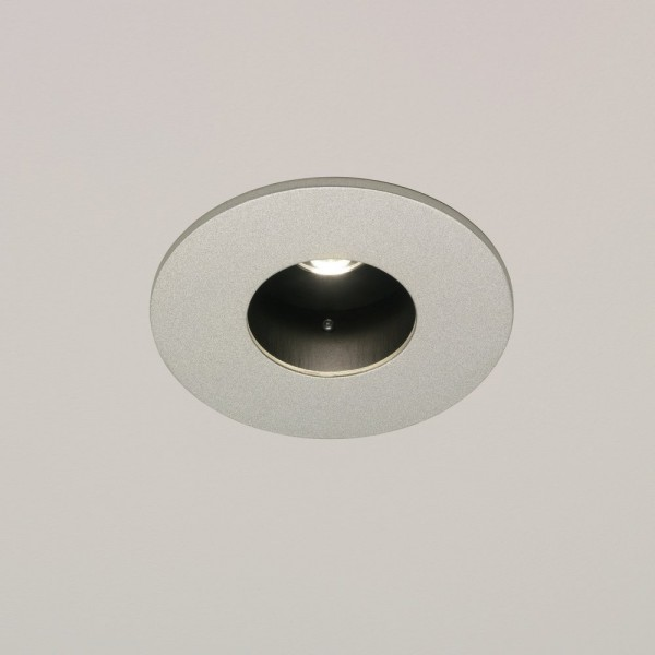Astro Lighting 5628 Lenta Fixed Painted Silver Recessed Downlight
