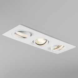 Astro Lighting 1240019 Taro Triple Adjustable White Downlight