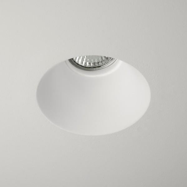 Astro 1253004 Blanco Round Recessed Plaster Downlight