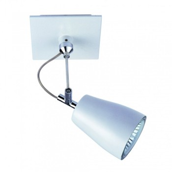 Astro Lighting 1258001 Polar Single White Spotlight