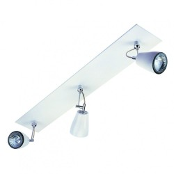 Astro Lighting 1258003 Polar Three Bar White Spotlight