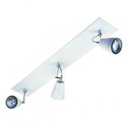 Astro Lighting 1258003 Polar Three Bar White Spotlight
