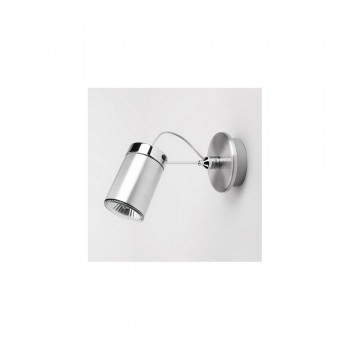 Astro Lighting 1259001 Montana Single Brushed Aluminium Spotlight