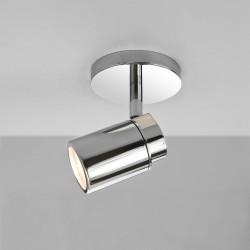 Astro Lighting 1282001 Como Single Polished Chrome Spotlight