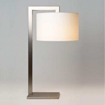 Astro Lighting 4541 Ravello Matt Nickel Table Lamp