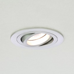 Astro Lighting 1240001 Taro Adjustable 12v Low Voltage Circular Downlight