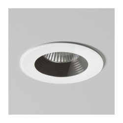 Astro Lighting 1254004 Vetro Round White Bathroom Downlight