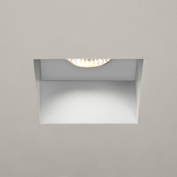 Astro 1248005 Trimless Square Fire Rated Downlight
