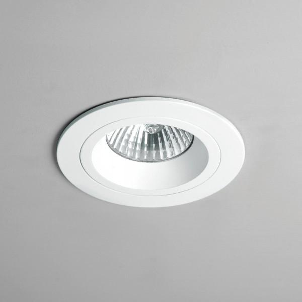 Astro 1240024 Taro Fire Resistant White Downlight