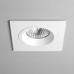 Astro Lighting 1240026 Taro Fire Resistant White Interior Downlight