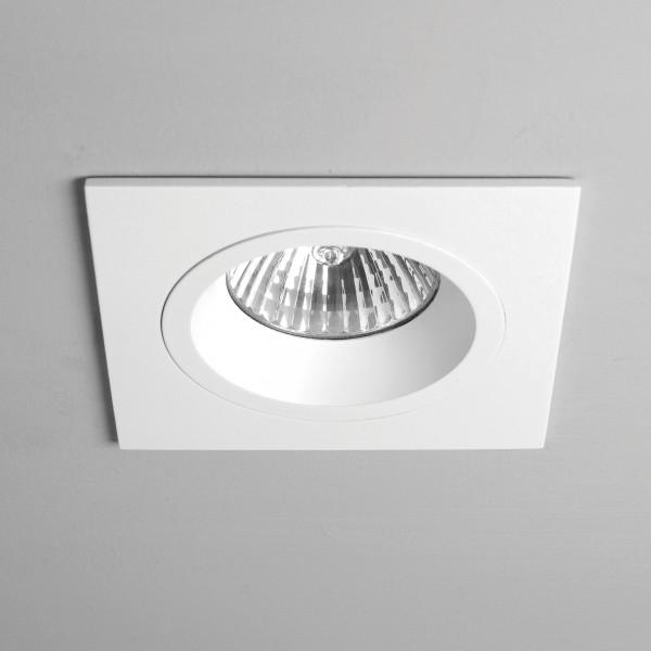 Astro 1240026 Taro Fire Resistant White Interior Downlight