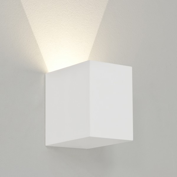 Astro Parma 1187004 100 LED 3000K Indoor Wall Light In Plaster