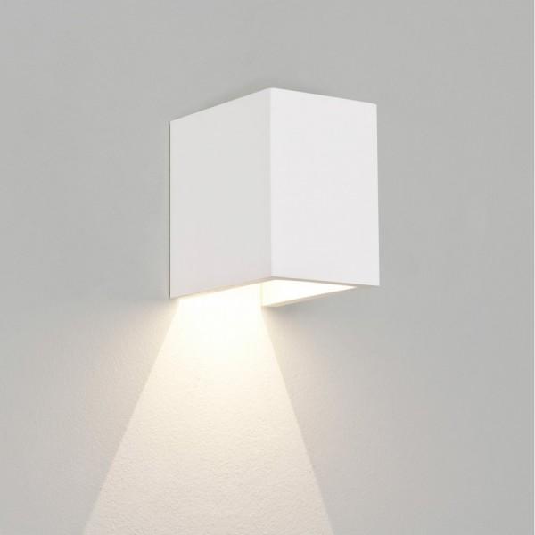 Astro Lighting Parma 1187004 Parma 100 Plaster Interior Wall Light