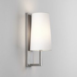 Astro 1214004 Riva 350 Matt Nickel Modern Wall Light