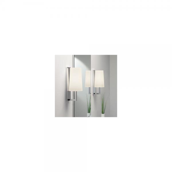 Astro Lighting 1214004 Riva 350 Matt Nickel Modern Wall Light