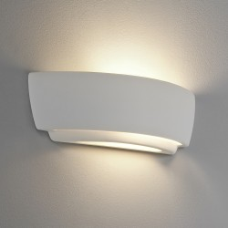 Astro Kyo 1301001 White Ceramic Interior Up and Down Wall Light