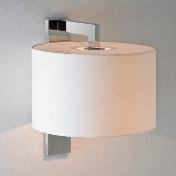 Astro Lighting 1222012 Ravello Polished Chrome Interior Wall Light