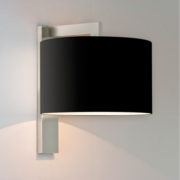 Astro Lighting 1222013 Ravello Matt Nickel Interior Wall Light