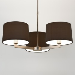 Astro Lighting 1302001 Martina 3 Arm Matt Nickel Interior Pendant
