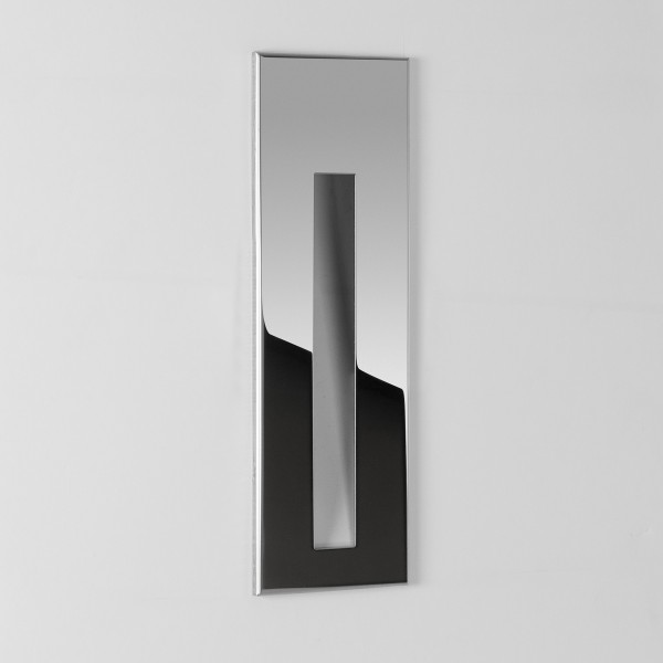 Astro 1212010 Borgo 55 IP65 Recessed Polished Stainless Steel Wall Light